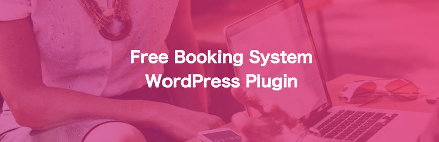 free booking system WordPress plugin