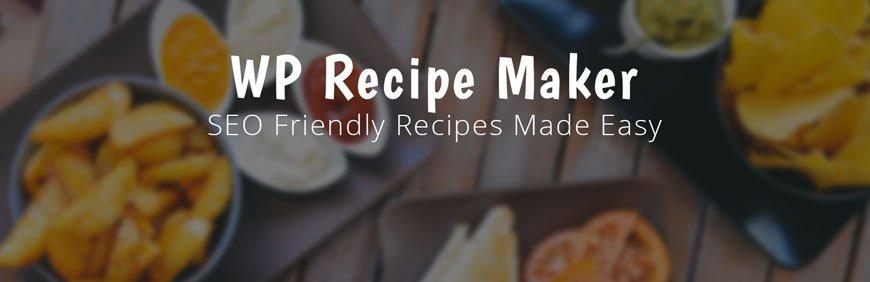 WP Recipe Maker - best recipes WordPress plugin