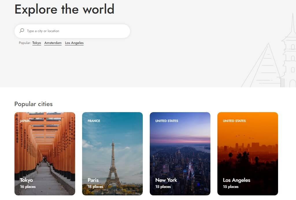 Golo is the directory listing WordPress theme