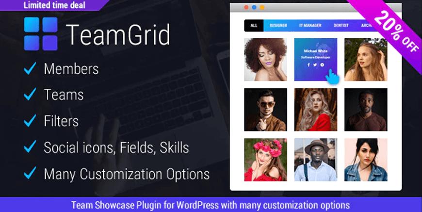 Team Grid