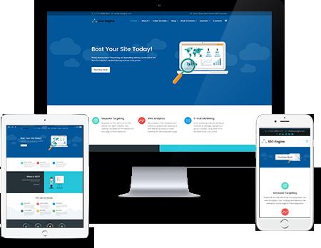 SEOEngine - SEO, Digital Marketing Agency Joomla Template - RadiusTheme